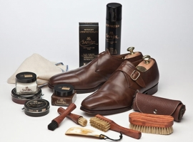 Shoe care and leather care products by Shaphir
