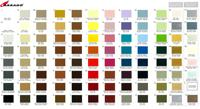 TARRAGO Color Chart